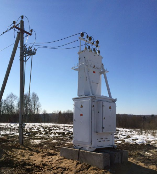 Как подключиться к электросетям