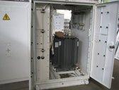 Комплектная трансформаторная подстанция КТП ТАС с установленным трансформатором ТМГ