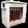 Сухой трансформатор ТСГЛФ11 (с вводами ВН, выведенными на фланец, расположенный на торцевой поверхности кожуха)
